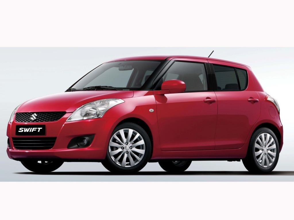 Suzuki Swift (05-) 1.2i/1.3i/1.5i MT