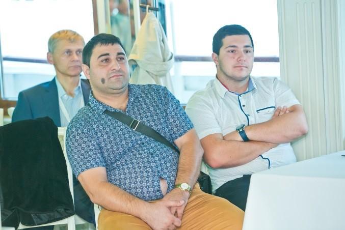 Гости V Международной конференции дистрибьюторов
