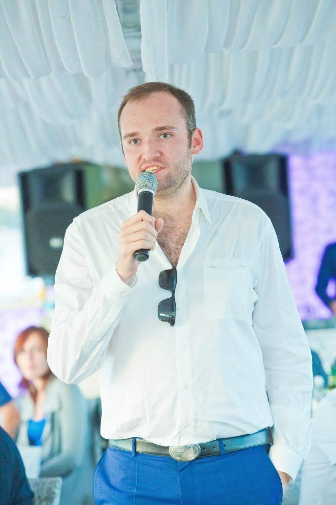 Игорь Явдощук, Директор по маркетингу СтартВОЛЬТ