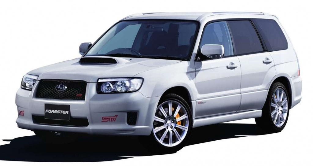 Forester S11 (02-)