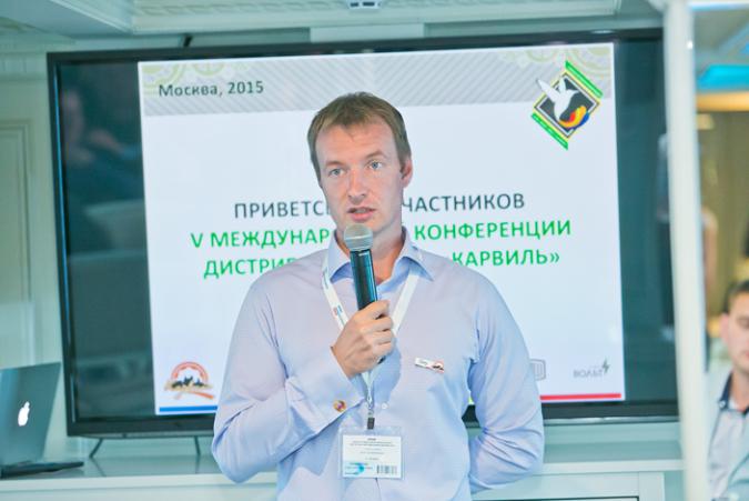 Петр Нечипоренко директор по маркетингу LUZAR